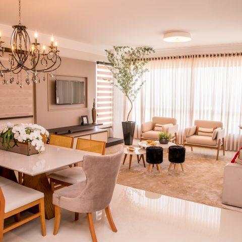 Residencial Eternit – Apartamento Decorado 501