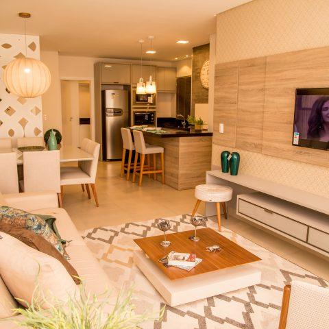Residencial Mar Di Catania – Apartamento Decorado 902