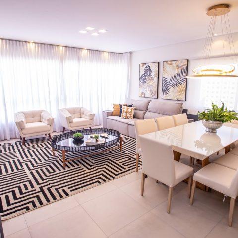 Residencial Mar Di Catania – Apartamento Decorado 1004